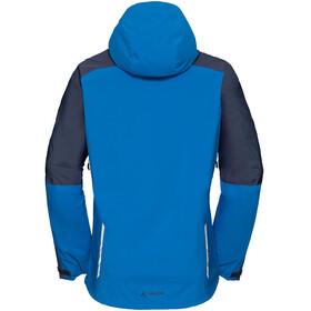 VAUDE Moab Rain Jacket Men radiate blue